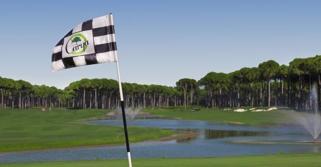 Dünyanın En Önemli Golfçüleri Regnum Carya'da Mücadele Edecek