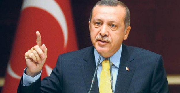 Erdoğan: Bab'a Kadar İniyoruz Buraları Bize Tehdit Unsuru Olmaktan Çıkarmamız Gerek
