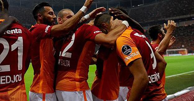 Galatasaray Derdiyok'un Golleri İle Sonuca Gitti