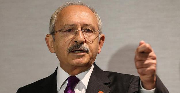 Kılıçdaroğlu: Cumhurbaşkanlığı Koltuğunda Oturan Ülkesine İhanet Etmez