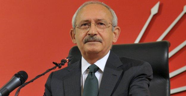 Kılıçdaroğlu'na Sürpriz