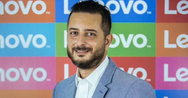 Lenovo Türkiye Müdürü Burç San Oldu