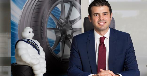 Michelin Türkiye Genel Müdürlüğü'ne Manuel Montana Atandı