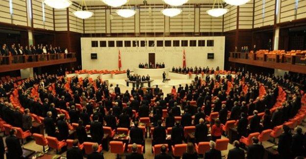 Mini Anayasa Paketinde 7 Maddede Uzlaşma Sağlandı