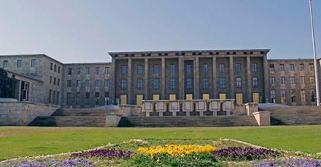 NATO Genel Sekreteri Meclis'i Ziyaret Etti
