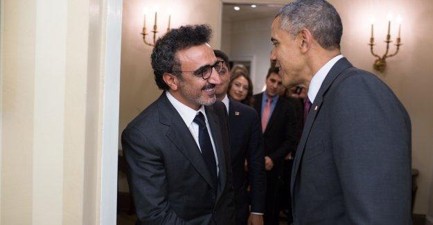 Obama Hamdi Ulukaya ile Mülteci Sorununu Görüştü