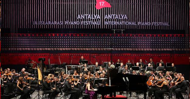 Piyano Festivali'nden Muhteşem Açılış