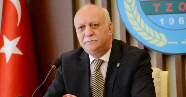 TZOB Genel Başkanı Bayraktar: Tarım Gıdada ihracat ve ithalat arttı