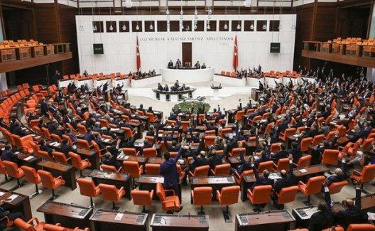 2017 Bütçesi Meclise Sunuldu