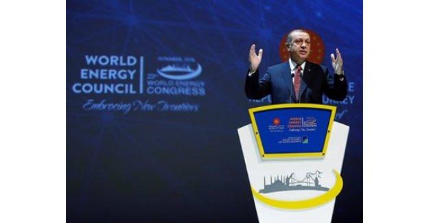 23. Dünya Enerji Kongresi'nde Liderler Buluştu