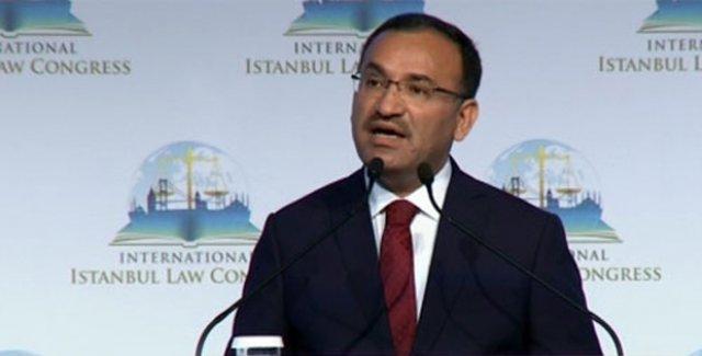 Adalet Bakanı Bozdağ: : FETÖ Bütün ülkeler İçin Ulusal Güvenlik Tehdididir