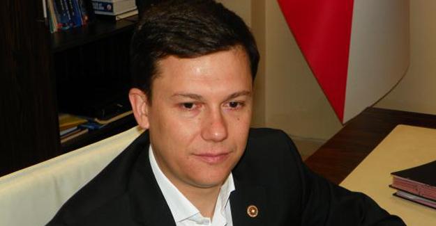 AK Parti'de Genel Başkan Yardımcısı Fatih Şahin Oldu