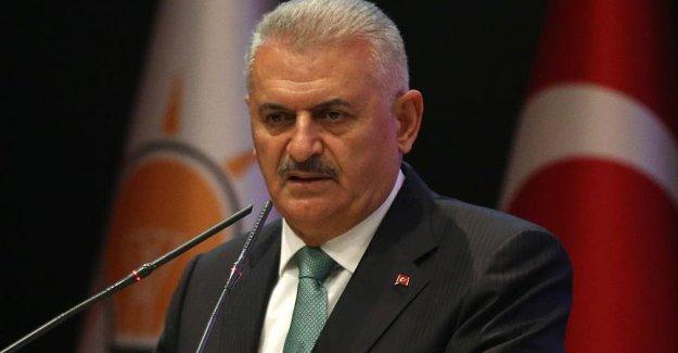 Başbakan Yıldırım  AK Parti Milletvekilleriyle Bir Araya Geldi