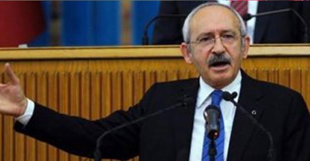 CHP Genel Başkanı Kılıçdaroğlu: Yenikapı Ruhu Mağdur Yaratmak Değildir