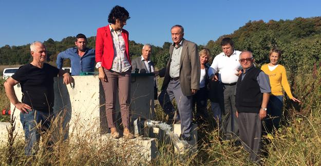 CHP'li Altaca Kayışoğlu: Döllük-Güllüce Sulama Projesi Çiftçiyi Kaygılandırıyor
