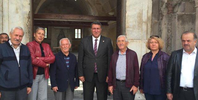 """CHP'li Gürer: """"Kültür Ve Sanat Değerleri Korunmalıdır"""""""
