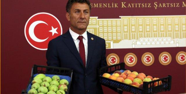 CHP'li Sarıbal'dan Dünya Gıda Günü Mesajı