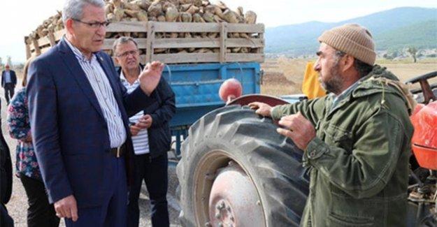 CHP'li Arslan: Meclis Tarım ve Ticaretteki Yanlışları Araştırmalı