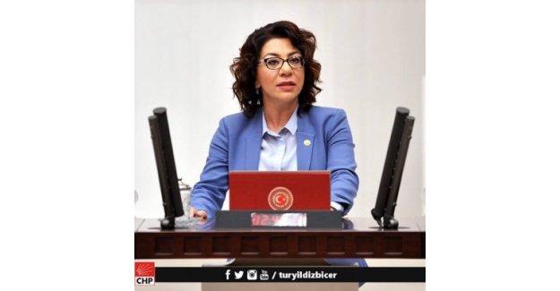 """CHP'li Biçer'den Tarım Bakanına """"Üzüm Üreticisi Kış Boyunca Üzüm Mü Yiyecek?"""""""