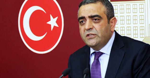 CHP'li Tanrıkulu Ankara Gar Katliamının Yargı Sürecini Meclis'e Taşıdı