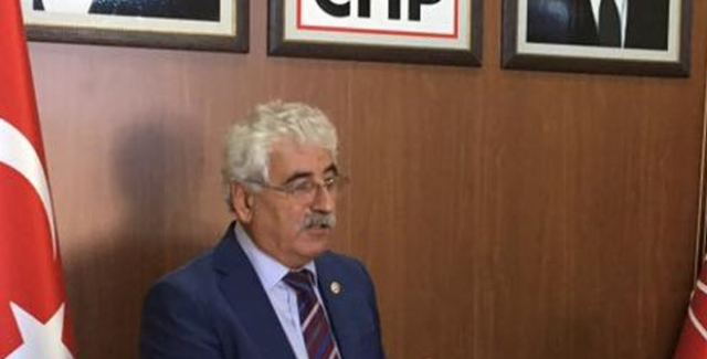 """CHP'li Tüm ; """"Modern Hayata Muhalefet Eden Bu Öğretmenlerle  Hedefe Varamayız"""""""