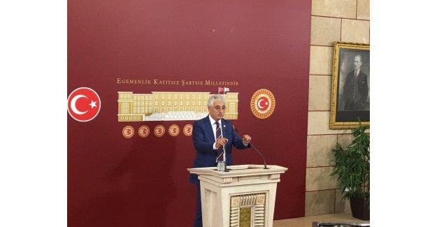 CHP'li Tüm Unutulan Taşeron İşçisini Meclis Gündemine Taşıdı