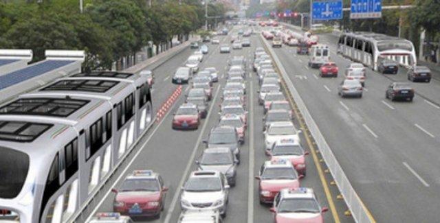 Çin'de Trafiğe Kayıtlı Araç Sayısı 190 Milyon Oldu