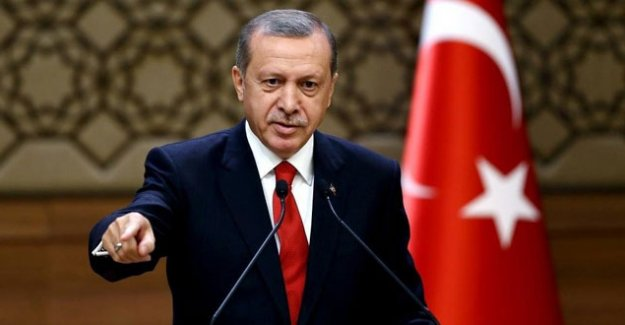 Cumhurbaşkanı Erdoğan: Ankaralılar 15 Temmuz'da Kaosa Cevap Verdi
