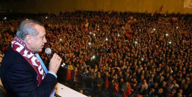 """Cumhurbaşkanı Erdoğan: """"Bugüne Kadar Kula Kul Olmadık, Bundan Sonra Da Olmayacağız"""""""