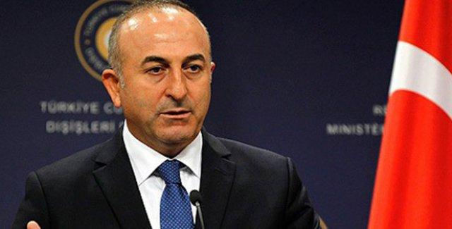 Dışişleri Bakanı Çavuşoğlu: Uluslararaıs Bir Konvoy Oluşturulsun