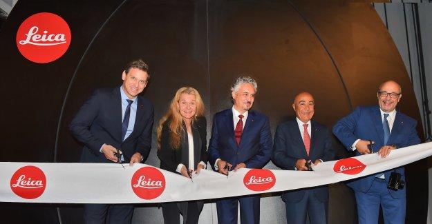 Doğuş Grubu Efsanevi Leica'yı Türkiye'ye Getirdi