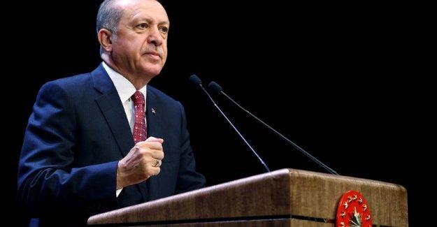 Erdoğan: Başkanlık Sistemine Adımı Atalım