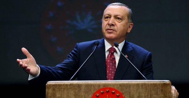 Erdoğan: İnsansız Hava Aracı Testlerden Geçti