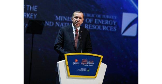 Erdoğan: Türkiye'nin Irak'taki Mücadelesi Hayati Zorunluluktur