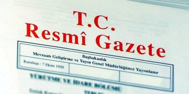 FETÖ'yü Araştıracak Komisyonun Üyeleri Resmi Gazetede