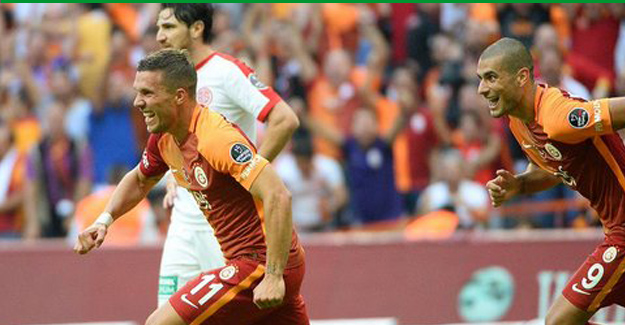 Galatasaray'ın Panzeri Var