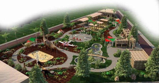 Karşıyaka Tema Parkın Temeli Yarın Atıyor