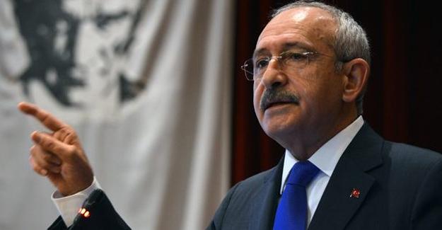 Kılıçdaroğlu: Bir Kişi Milli İradeyi Temsil Edemez