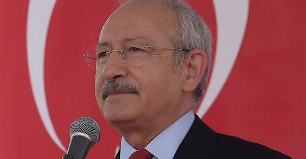 Kılıçdaroğlu İlk Meclis'ten Anıtkabir'e Yürüyecek