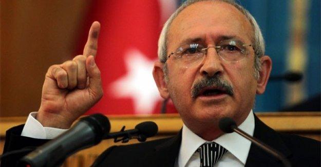 Kılıçdaroğlu'ndan Başkanlık Yanıtı: Bir Kişi Çıkmış İlla Benim Koltuğum Ne Olacak Diye