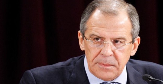 Lavrov'dan Suriye Konusunda ABD'ye Suçlama