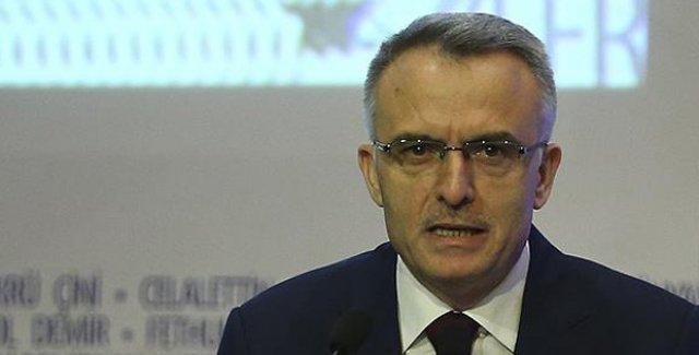 Maliye Bakanı Ağbal: KDV Oranlarını İndirdiğimiz Zaman Sürekli Sistem Bozuluyor