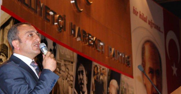 MHP Ankara İl Başkanı Çetinkaya: Devlet Okullarımız İçler Acısı Durumda