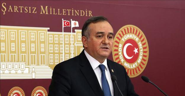 """MHP'li Akçay: """"FETÖ'yle Mücadele Ederken PKK'yı Mücadelenin Dışında Tutamazsınız"""""""