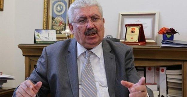 """MHP'li Yalçın: """"Böke Sufle Siyaseti Yapmaktadır"""""""