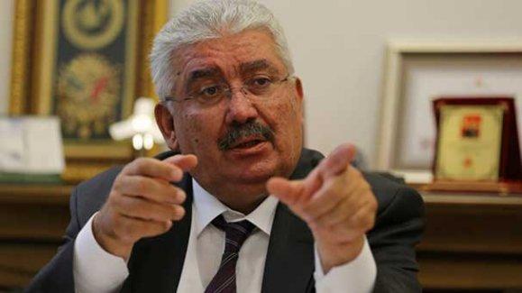 MHP'li Yalçın: Yenikapı Süreci Ucuz Parti Siyasetine Küçük Hesaplara Kurban Edilmemeli