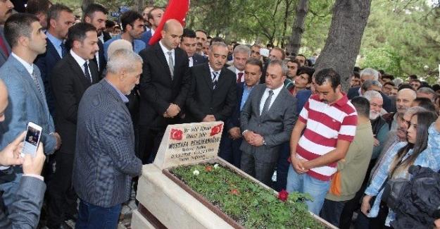 Mustafa Pehlivanoğlu Dualarla Anıldı