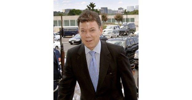 Nobel Barış Ödülü Kolombiya Devlet Başkanı Santos'a Verildi