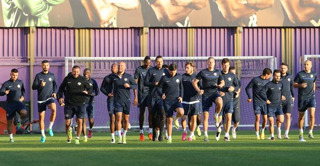 Osmanlıspor'da Fenerbahçe Hazırlıkları Tamamlandı