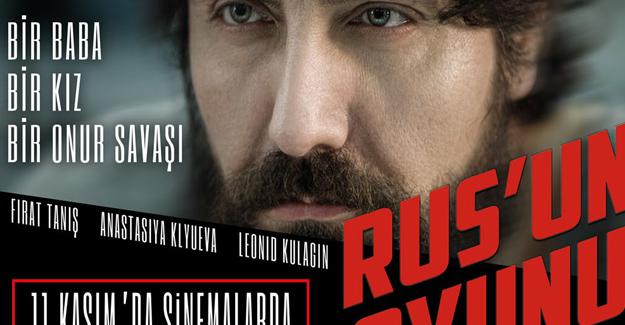 """""""Rus'un Oyunu"""" 11 Kasım'da Vizyona Giriyor"""